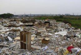 河北廊坊垃圾填埋场