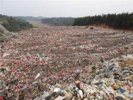 江西宜春垃圾填埋场