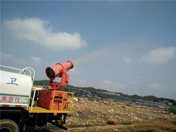 生物除臭剂处理垃圾的方法和好处